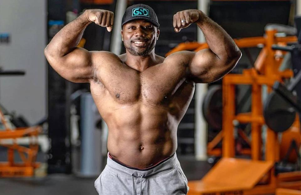 Charlotte-area bodybuilder and personal trainer Emmett Ballard says he really got into weightlifting and fitness while enrolled at Winthrop University in Rock Hill.