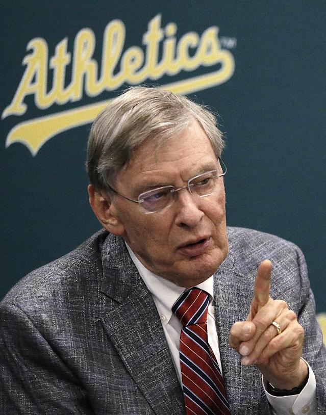Selig hasn't changed outlook about Rose