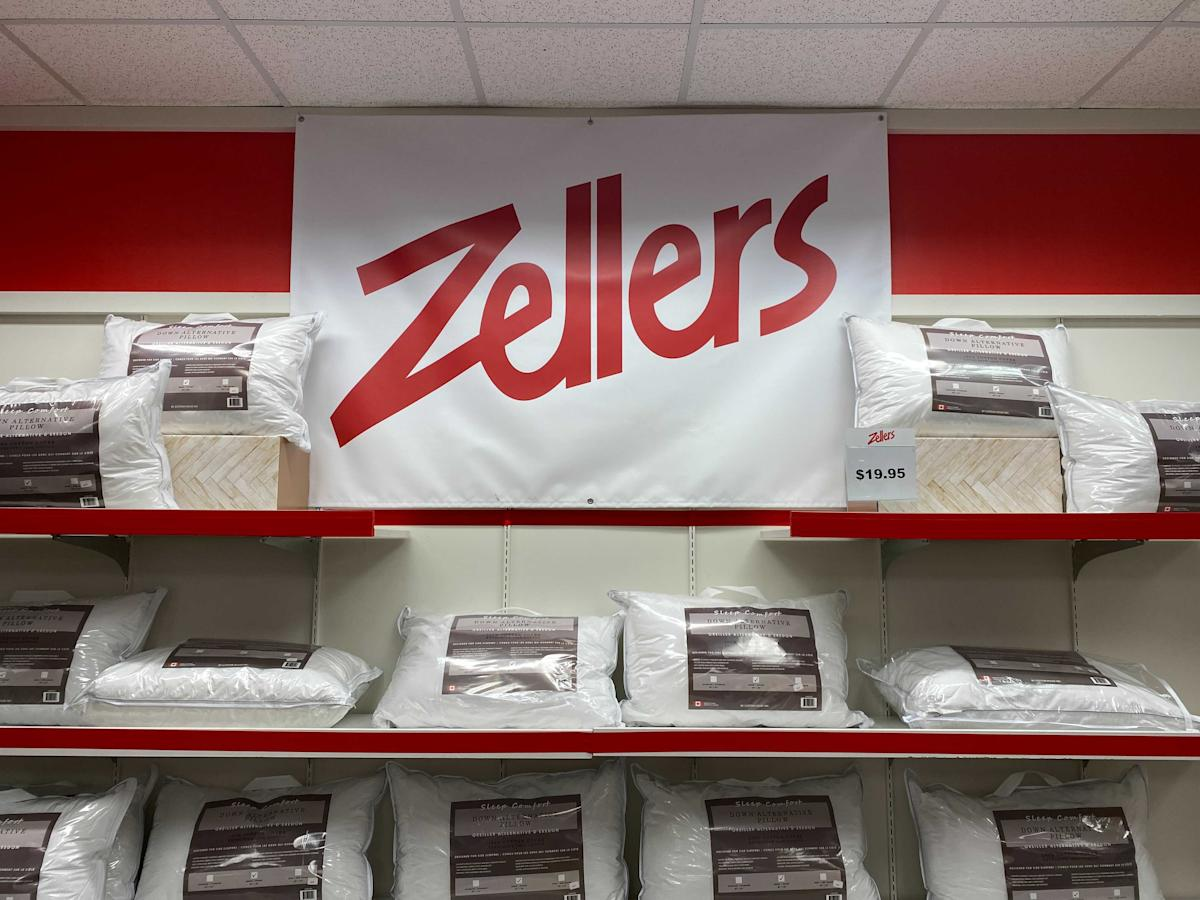 Zellers makes a comeback with pop-up store at Hudson's Bay