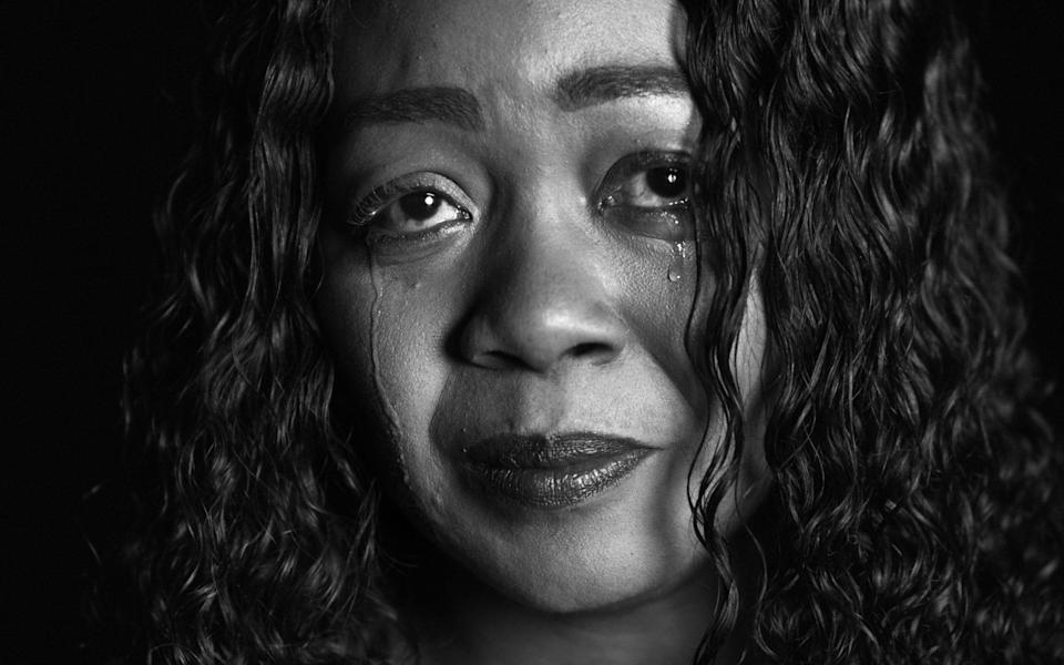 Having served her community since she was a teenager, Lorraine Jones did not imagine she would be affected by knife crime - Police handout