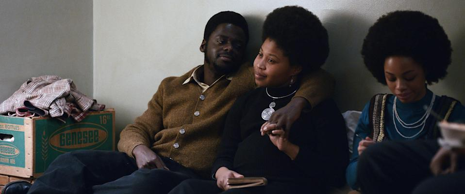 """<p>Another true story of Black struggle and FBI sabotage, this time about Black Panther Party founder Fred Hampton, who was spied on, drugged, and murdered by the Bureau. Daniel Kaluuya gives the performance of a lifetime as Hampton.</p> <p><a href=""""https://cna.st/affiliate-link/74gALtHrcLQ8SvMqvBGFPocD5XxxH65dg4Ai1upFDrmHo3C9YXXUTZBjiCWrkR5iqf2n2ySmGSrmoPBSaPEcMtkn9AByX6AtHWRqSbsriDC4JXMMb6rAMhoVpZusyfxnQAaDNZ?cid=6022e7561b511ef98cf9f38b"""" rel=""""nofollow noopener"""" target=""""_blank"""" data-ylk=""""slk:Available to stream on HBO Max"""" class=""""link rapid-noclick-resp""""><em>Available to stream on HBO Max</em></a></p>"""