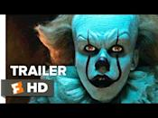 """<p>Remember that whole scary clown trend a few years back? Yeah, this was the cause. Based on a Stephen King novel, this movie will make you think twice about hiring a clown for your kid's next birthday party. </p><p><a class=""""link rapid-noclick-resp"""" href=""""https://www.amazon.com/Jaeden-Lieberher/dp/B0756VMDV5?tag=syn-yahoo-20&ascsubtag=%5Bartid%7C10067.g.33645947%5Bsrc%7Cyahoo-us"""" rel=""""nofollow noopener"""" target=""""_blank"""" data-ylk=""""slk:Watch Now"""">Watch Now</a></p><p><a href=""""https://www.youtube.com/watch?v=hAUTdjf9rko"""" rel=""""nofollow noopener"""" target=""""_blank"""" data-ylk=""""slk:See the original post on Youtube"""" class=""""link rapid-noclick-resp"""">See the original post on Youtube</a></p>"""