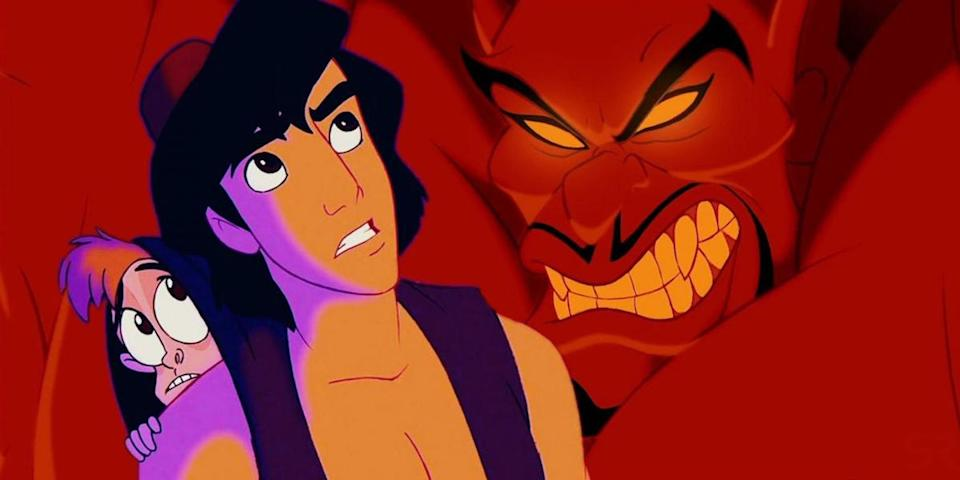 """""""The Return of Jafar"""" was the first sequel to be made by Disney for the home video market."""