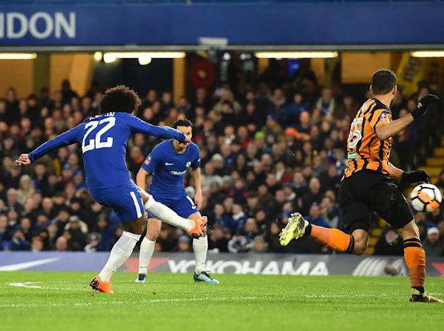 Chelsea vs Hull City – FA Cup fifth round as it happened