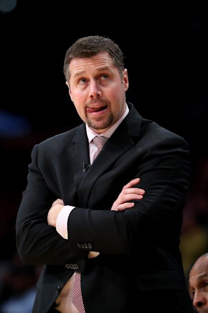 Dave Joerger's relationship with Memphis had been deteriorating. (Getty Images)