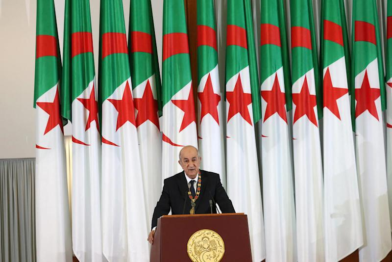 Algeria appoints new government amid political crisis
