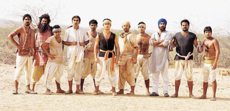 India's last nominated film at the Oscars is a fine patriotic movie with a twist. It's about a group of Indian villagers beating their British masters at their own game. The movie stars Aamir Khan in the lead, and is directed by Ashutosh Gowariker.