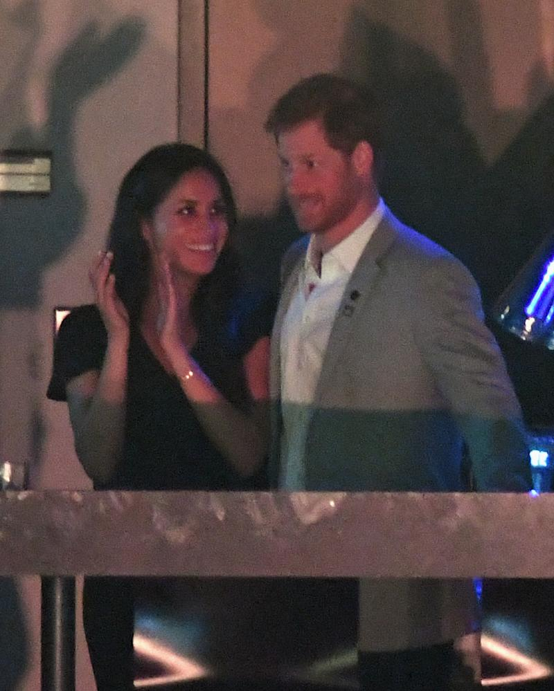 Prince Harry and Meghan Markle Invictus Games Closing Ceremony