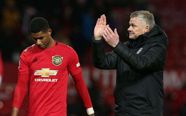 Ole Gunnar Solskjaer has fewer points at this stage of the season than Mourinho did before he was sacked - Manchester United