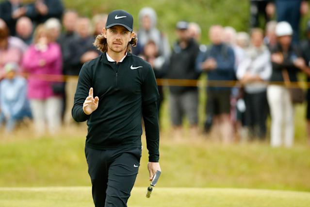 Fleetwood is looking for glory at the 147th Open