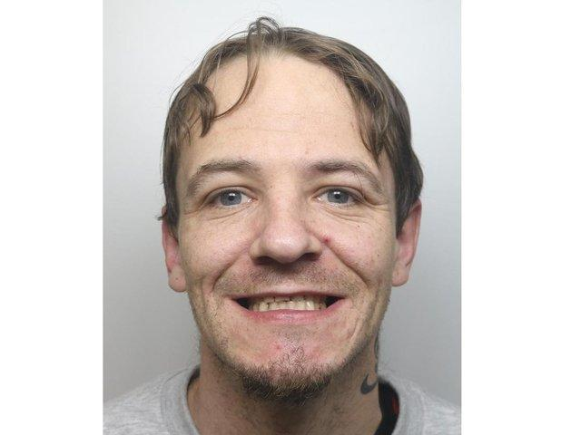 Dennis McGowan, 38, was found guilty of rape at Northampton Crown Court. (Police)