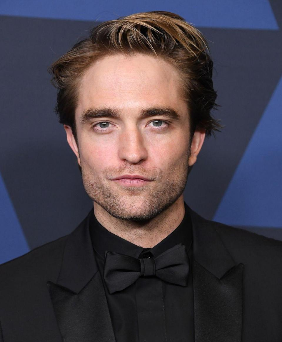 """<p>This perfectly medium-length, expertly coiffed hair is the perfect example of just how good Rob Pattinson's hair is. But it also starts with a solid head of hair, which could use more than just a solid haircut. </p><p>""""It actually really helps to look into vitamins that help your hair grow,"""" says DeZarate. """"Look for supplements with Omega-3s and Biotin."""" She also recommends looking into something like <a href=""""https://go.redirectingat.com?id=74968X1596630&url=https%3A%2F%2Fnutrafol.com%2Fnutrafol-core-for-men%2F&sref=https%3A%2F%2Fwww.menshealth.com%2Fgrooming%2Fg33898672%2Frobert-pattinson-hair%2F"""" rel=""""nofollow noopener"""" target=""""_blank"""" data-ylk=""""slk:Nutrafol"""" class=""""link rapid-noclick-resp"""">Nutrafol</a>, which help boost signs of <a href=""""https://www.menshealth.com/style/g19546622/men-going-bald-prevention-regrow-hair-loss-thinning/"""" rel=""""nofollow noopener"""" target=""""_blank"""" data-ylk=""""slk:hair thinning and loss"""" class=""""link rapid-noclick-resp"""">hair thinning and loss</a>.</p><p>Maybe we can't all have hair like Rob Pattinson, but we sure as hell can try. </p>"""