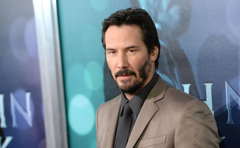 An Ode to Keanu Reeves, the One Man in Hollywood We Can All Agree On