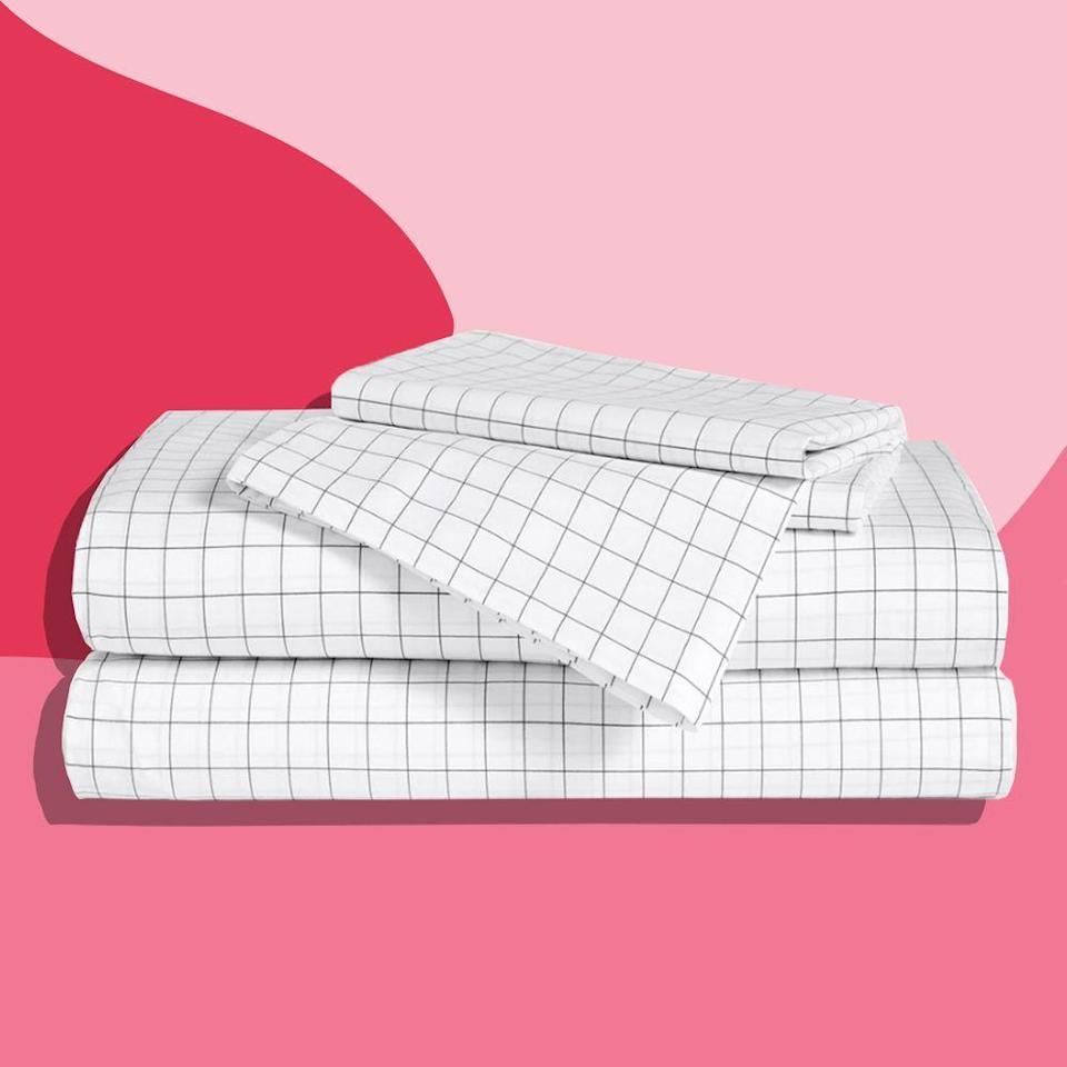 """<p><strong>Brooklinen</strong></p><p>brooklinen.com</p><p><strong>$195.00</strong></p><p><a href=""""https://go.redirectingat.com?id=74968X1596630&url=https%3A%2F%2Fwww.brooklinen.com%2Fproducts%2Fluxe-core-sheet-set&sref=https%3A%2F%2Fwww.bestproducts.com%2Flifestyle%2Fg376%2Ftop-christmas-gift-ideas%2F"""" rel=""""nofollow noopener"""" target=""""_blank"""" data-ylk=""""slk:Shop Now"""" class=""""link rapid-noclick-resp"""">Shop Now</a></p><p>We're nothing short of obsessed with these Brooklinen sateen sheets, even <a href=""""https://www.bestproducts.com/home/a28278520/brooklinen-luxe-sateen-sheets/"""" rel=""""nofollow noopener"""" target=""""_blank"""" data-ylk=""""slk:after years of using them"""" class=""""link rapid-noclick-resp"""">after years of using them</a>. Chances are, your friends have heard about how great they are too, and have been curious about making the upgrade. </p><p>Treat them to this daily luxury, and they'll love you for life. Now, how to subtly find out their mattress size? That's all on you.</p>"""