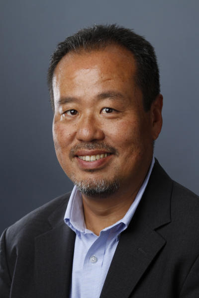 This Aug. 14, 2015, photo shows Kiichiro Sato, newly appointed Asia deputy for storytelling and photography. Sato has been named deputy news director for storytelling and photography, rounding out a leadership team directing video, text and photo coverage across the Asia-Pacific region. (Paul Sakuma via AP)