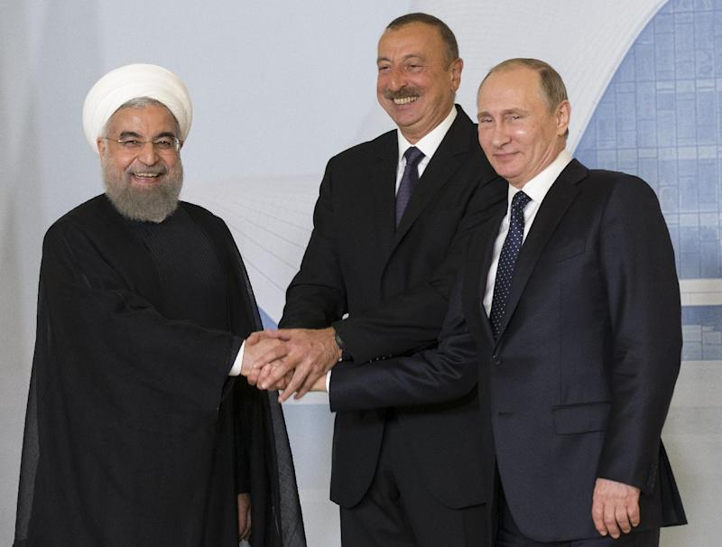 Iran, Russia, Azerbaijan set for trilateral summit