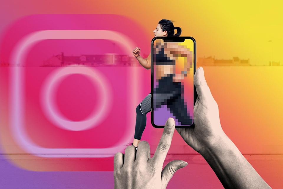 Why I Won't Share My Pace on Instagram
