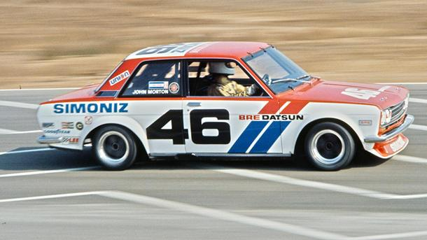 What Driving A Year Old Datsun Race Car Taught Me About Greatness