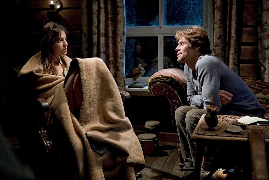 """<p>Lars von Trier charts the grief tearing apart a couple (Willem Dafoe and Charlotte Gainsbourg) in this horror-ish 2009 tale of individual and marital sorrow, which comes replete with a talking fox (""""Chaos reigns"""") and some eye-opening genital mutilation. (Photo: Rex) </p>"""