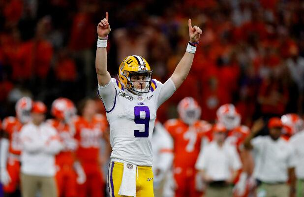 ESPN's College Football Championship Inches Up From Last Year With 25.6 Million Viewers