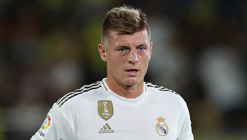 Ramos hails 'indispensable' Kroos as Pogba rumours rumble on