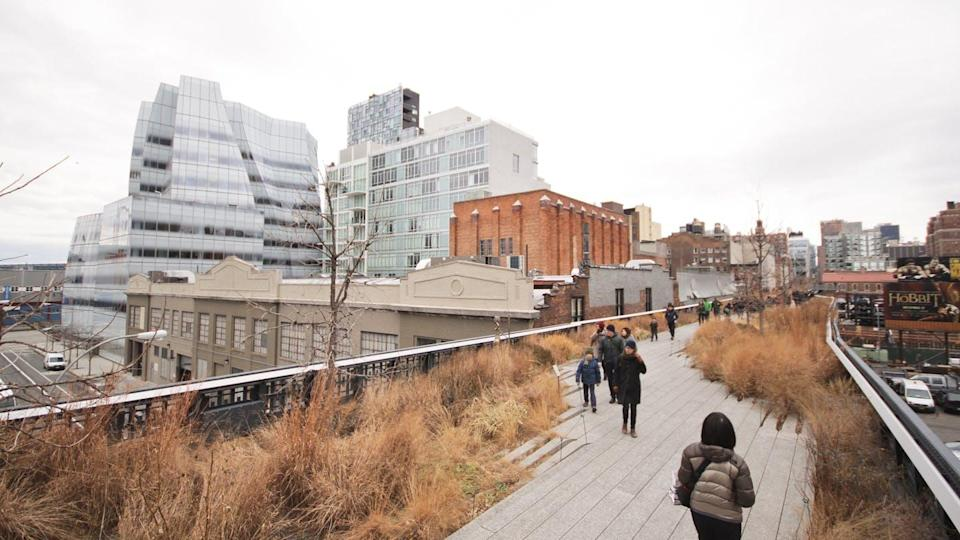 """<span class=""""caption"""">The High Line in New York is a 2.5 kilometre linear park built on an abandoned railroad in 2009. Housing values increased 35 per cent in a decade for homes closest to the park.</span> <span class=""""attribution""""><span class=""""source"""">(Swanny Mouton/flickr)</span>, <a class=""""link rapid-noclick-resp"""" href=""""http://creativecommons.org/licenses/by-nc/4.0/"""" rel=""""nofollow noopener"""" target=""""_blank"""" data-ylk=""""slk:CC BY-NC"""">CC BY-NC</a></span>"""