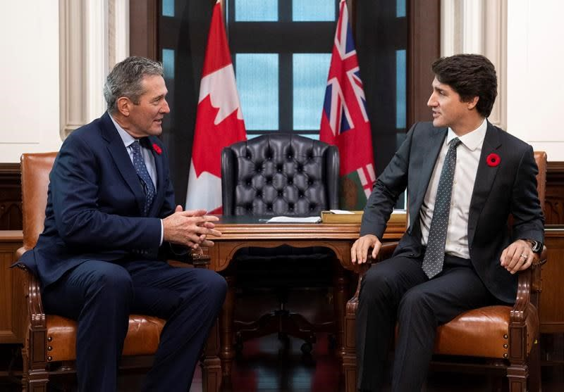 Pallister says Canada can unite on climate action if partisan politics set aside