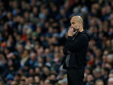 """""""Guardiola is often portrayed in the media as an innovative, if not revolutionary, coach, but at Bayern Munich, he turned the clock back,"""" wrote Mueller-Wohlfahrt."""