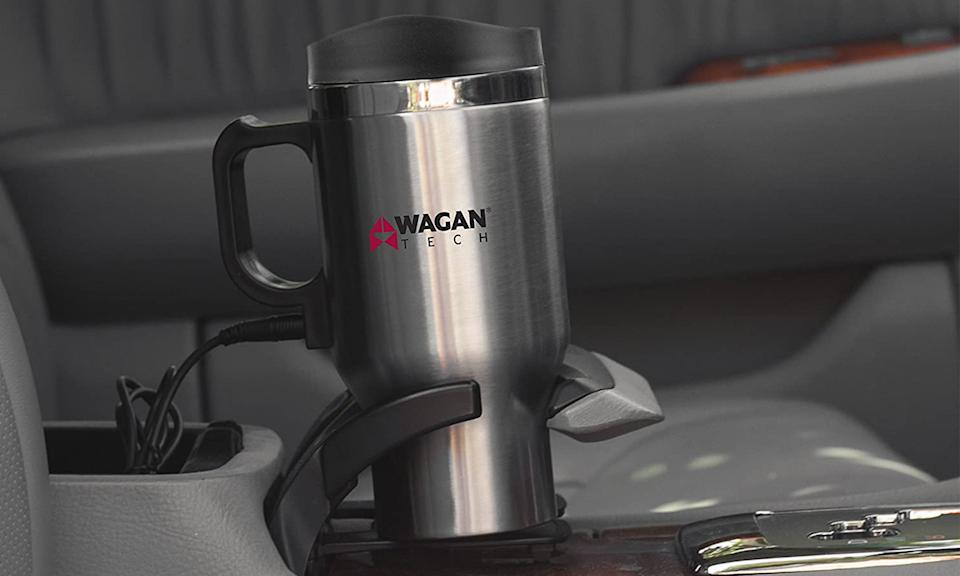 Holiday Gift Guide: Wagan Travel Mug