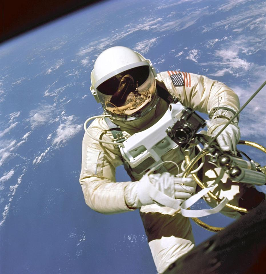 """<p>Kraft also served as the director as Ed White became the first American to walk in space in 1965, just months after Russian cosmonaut Alexei Leonov accomplished the same feat. White and fellow astronaut James McDivitt orbited Earth 66 times in a 4-day span.</p><p>Kraft's crowning achievement is creating and building NASA's mission control from the ground up—something he was seemingly made for.</p><p>""""I liked my job better than theirs [astronauts],"""" <a href=""""https://www.houstonchronicle.com/news/houston-texas/houston/article/Legendary-NASA-flight-director-Chris-Kraft-has-14114715.php#photo-17894723"""" target=""""_blank"""">Kraft once told the Houston Chronicle</a>. """"I got to go on every flight, and besides that, I got to tell them what to do.""""</p>"""