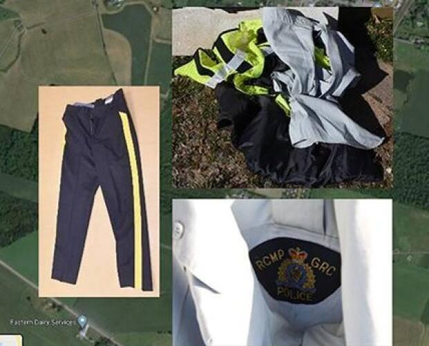 RCMP believe the gunman wore parts of an authentic RCMP uniform while he travelled around rural parts of the Nova Scotia during the killings.