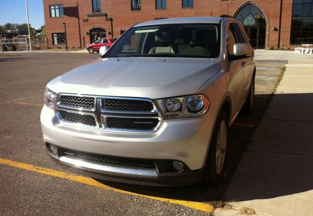 2011 Dodge Durango Crew Review