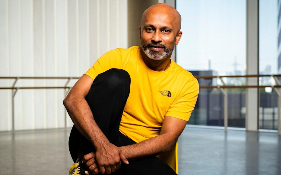 Akram Khan is about to embark upon his second full-length production for the English National Ballet - John Nguyen/JNVisuals
