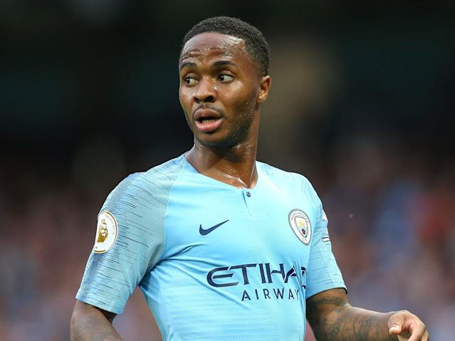 Pep Guardiola heaps praise on Raheem Sterling as contract negotiations continue to stall