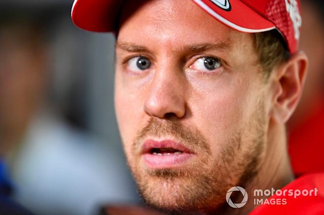 "8.- Sebastian Vettel, Ferrari <span class=""copyright"">Mark Sutton / Motorsport Images</span>"