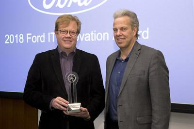 Hortonworks Wins Third Annual Ford IT Innovation Award (Photo credit: Ford Motor Company)