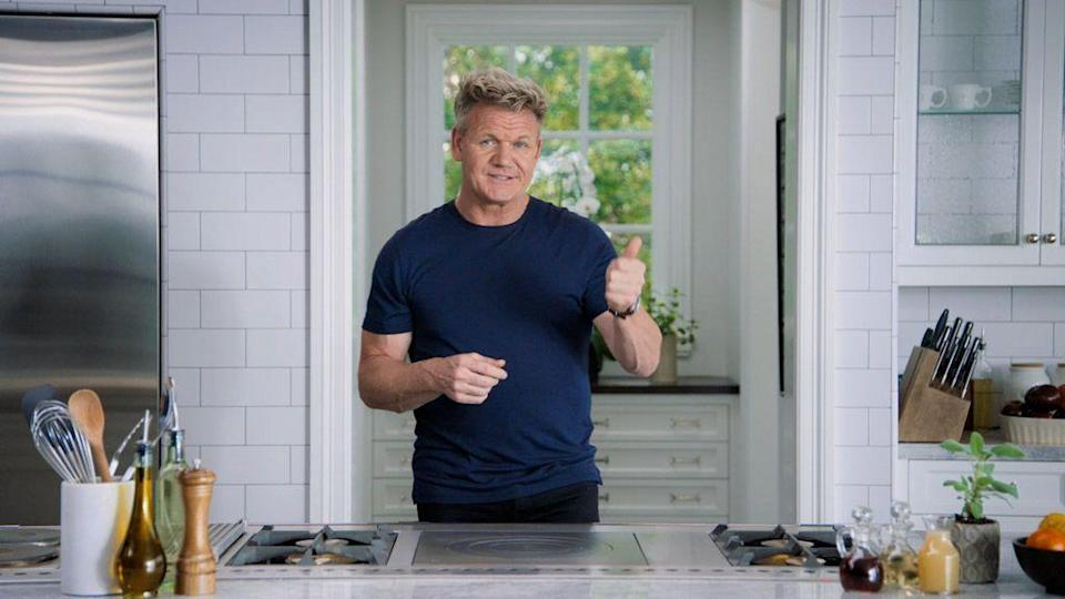 """<p><strong>teaches cooking</strong></p><p>masterclass.com</p><p><strong>$4.50</strong></p><p><a href=""""https://go.redirectingat.com?id=74968X1596630&url=https%3A%2F%2Fwww.masterclass.com%2Fclasses%2Fgordon-ramsay-teaches-cooking-restaurant-recipes-at-home&sref=https%3A%2F%2Fwww.countryliving.com%2Fshopping%2Fg5104%2Fvalentines-day-gifts-for-him%2F"""" rel=""""nofollow noopener"""" target=""""_blank"""" data-ylk=""""slk:Shop Now"""" class=""""link rapid-noclick-resp"""">Shop Now</a></p><p>This Master Class is titled """"Restaurant Recipes at Home."""" Hopefully, you'll get to reap the edible benefits of this gift!<br></p>"""