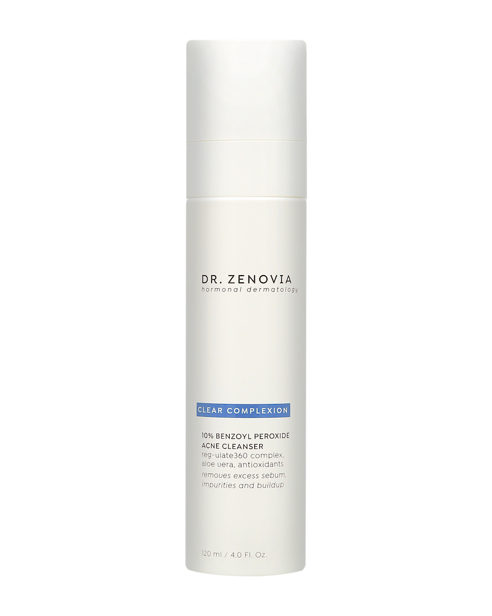 """$30, Sephora. <a href=""""https://www.sephora.com/product/dr-zenovia-skin-care-10-benzoyl-peroxide-acne-cleanser-P464243?icid2=products%20grid:p464243"""" rel=""""nofollow noopener"""" target=""""_blank"""" data-ylk=""""slk:Get it now!"""" class=""""link rapid-noclick-resp"""">Get it now!</a>"""