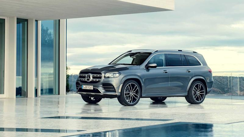 Mercedes-Benz GLS (2019)