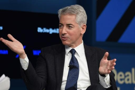 Valeant shares plunge as Ackman exits stake