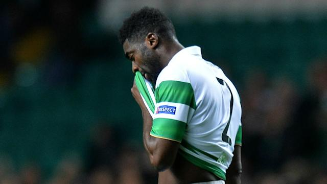 The Celtic man has accidentally admitted to being a fan of Whitney Houston, but laughed his way through the gaffe in typically light-hearted fashion
