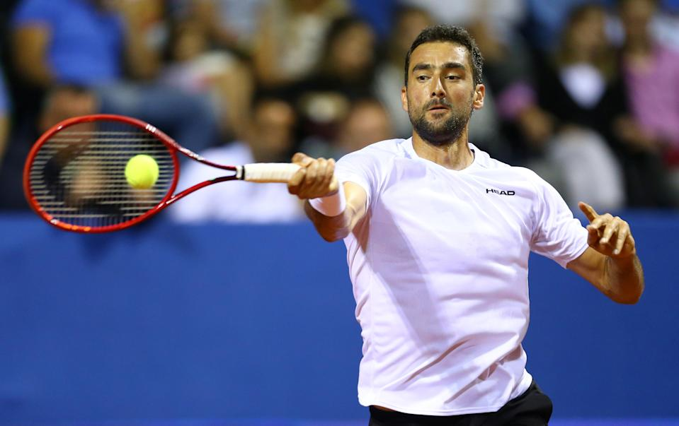 Croatia's Marin Cilic, who won the 2014 US Open men's singles title, will be playing at the Singapore Tennis Open.