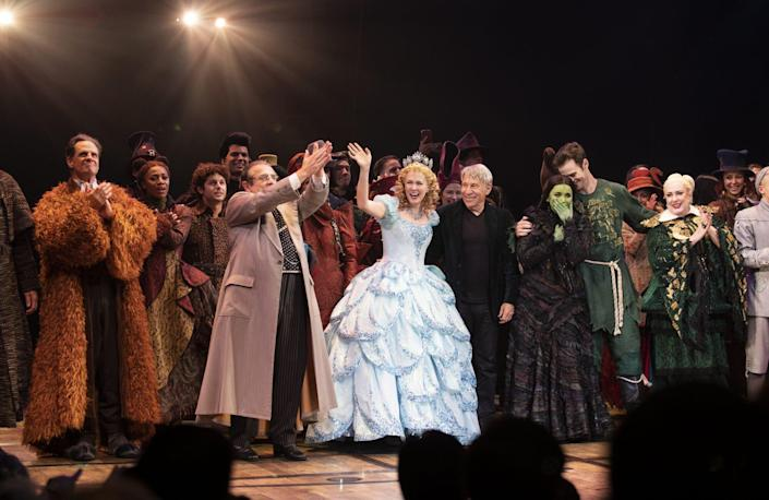 """""""Wicked"""" on Broadway"""