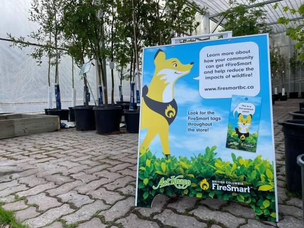 FireSmart B.C. has launched a new campaign in partnership with Art Knapp Garden Centre locations in Prince George and Kamloops to show people how to prevent their homes from being damaged by wildfires.
