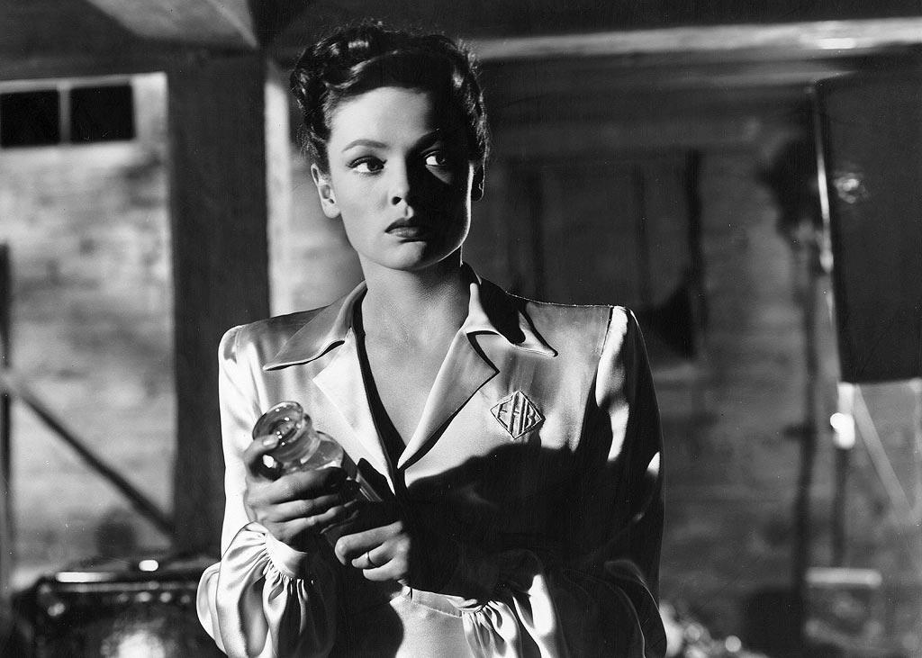 "<a href=""http://movies.yahoo.com/movie/contributor/1800013638"">Gene Tierney</a>, ""<a href=""http://movies.yahoo.com/movie/1800220268/info"">Leave Her to Heaven</a>""<br><br>Gene Tierney laid the groundwork for all the disturbed dames of the past half century as she disowned, drowned, and even aborted her way through her husband's family tree in this classic film noir that proved beauty truly is a beast."