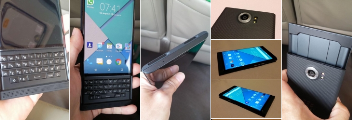 BlackBerry Android Keyboard Phone Is Official