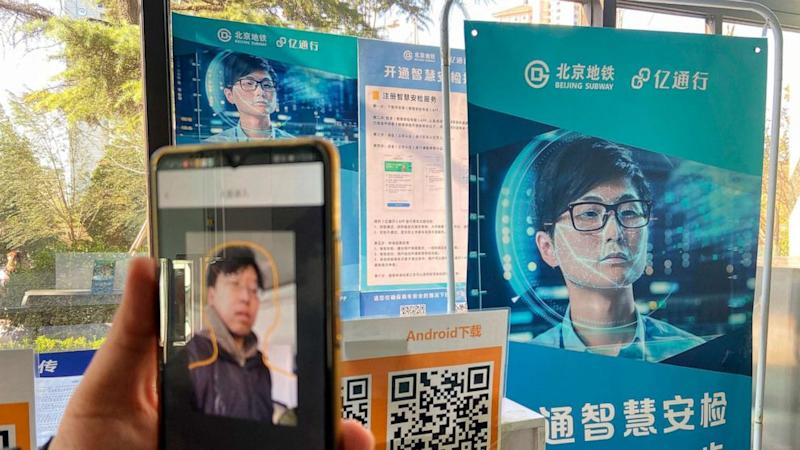 Critics call China's mandatory facial recognition tech in cellphones a 'wake up call'