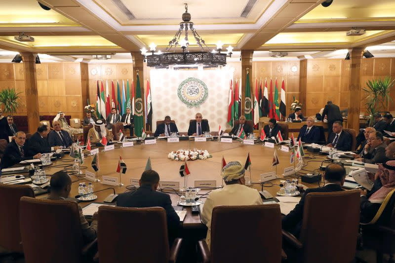Arab League warns against deployment of foreign fighters in Libya