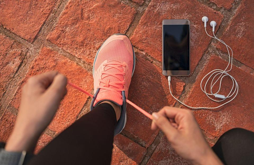 <p>Running hour after hour after hour can be a bit tedious even if we love it. So you'll find us downloading a few lengthy audiobooks to help pass the time.</p>