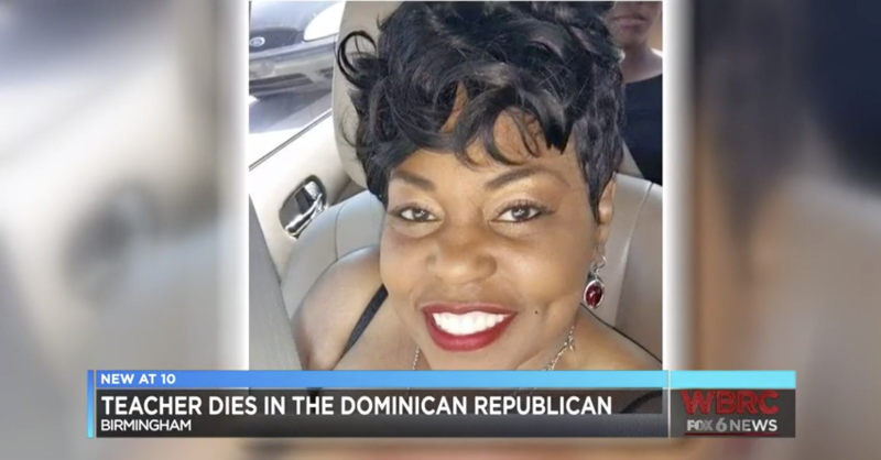 Teacher dies from cosmetic surgery in Dominican Republic